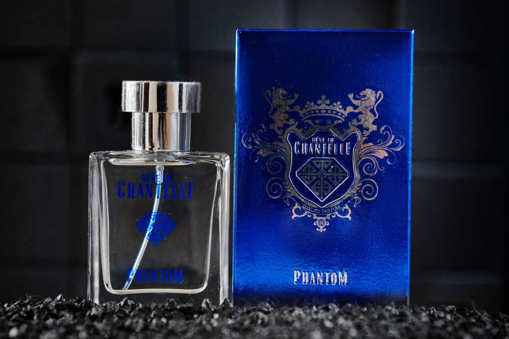 Perfumy męskie reve de chantelle phantom Galeria zdjęć i